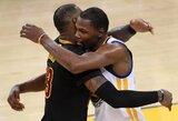 NBA naujokai išrinko savo mėgstamiausią krepšininką