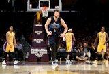"""A.Bogutas: """"NBA labai daug dviveidžių ir čia viskas netikra"""""""