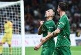 """Dar vieną pralaimėjimą patyrę """"Milan"""" smunka į Italijos pirmenybių dugną"""