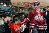 """Rygos """"Dinamo"""" išbarstė 2 įvarčių pranašumą ir pralaimėjo KHL gigantui"""
