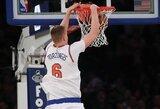 Ph.Jacksono sukeltas chaosas sudomino net šešias NBA komandas