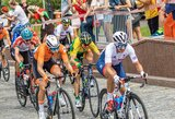 Europos žaidynių lenktynės baigėsi dvigubu olandžių triumfu, R.Leleivytė – pirmajame dešimtuke
