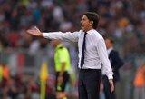 """Oficialu: S.Inzaghi ir toliau treniruos """"Lazio"""""""