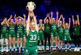 """Permainingame Karalienės taurės finale """"Aistės-LSMU"""" apgynė titulą"""