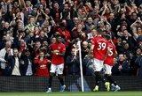 """Skaudus F.Lampardo debiutas """"Premier"""" lygoje: kontratakas pavyzdingai realizavę """"Manchester United"""" sutriuškino """"Chelsea"""""""