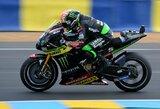 Šlapioje Olandijos GP kvalifikacijoje – sensacingas nugalėtojas
