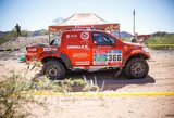 Po permainingo 11-ojo Dakaro etapo A.Juknevičius rankų nenuleidžia