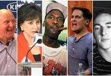 15 turtingiausių NBA klubų savininkų: kaip jie susikrovė milijardus?
