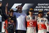"""C.Horneris: """"McLaren"""" šiemet nedominuos"""""""