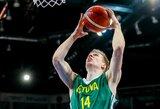 """FIBA antrojo """"lango"""" geriausių epizodų dešimtuke – galingas lietuvio """"stogas"""""""