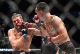 """""""UFC 231"""" medikų išvados: B.Ortega suspenduotas pusmečiui"""