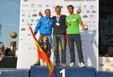 Atviros burlenčių klasės pasaulio čempionate J.Bernotas iškovojo bronzą