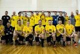 Lietuvos rankinio rinktinės rungtynės su Lenkija yra nukeliamos