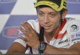 "V.Rossi: ""Sunku išlikti motyvuotam"""