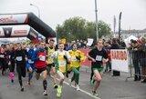 """""""Vilniaus 20 km bėgime su Živile Balčiūnaite"""" triumfavo V.Žūsinaitė ir J.Beržanskis"""