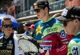 Po pasaulio motokroso čempionato etapo Rusijoje A.Jasikonis liko 5-as