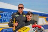 Lietuvis sužibėjo Europos kartingo čempionate