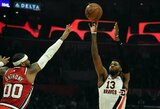 """""""Clippers"""" sustabdė C.Anthony ir įsirašė pergalę"""