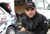 """V.Švedas """"Rally Classic"""" lenktynėse atliks eksperimentą"""