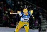 Lietuvos biatlonininkai pasaulio taurėje anksti buvo aplenkti ratu