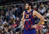 """A.Abrinesas: """"Tikriausiai nei vienas """"Barcelona"""" žaidėjas nenori tęsti Ispanijos lygos"""""""