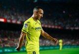 """Triuškinamą pergalę Ispanijoje iškovoję """"Villarreal"""" aplenkė """"Barceloną"""""""