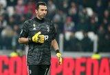Veteranas G.Buffonas ruošiasi deryboms dėl ateities Turine