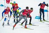 Slidininkai M.Vaičiulis ir M.Strolia olimpiadoje liko už australų nugarų