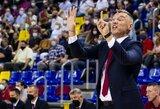 """Š.Jasikevičius: """"Jokubaitis yra ateities krepšininkas"""""""