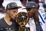 NBA pajėgumo reitingas: tegul prasideda sezonas su čempionais priešaky