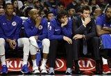 """""""Clippers"""" komandą rems pažinčių programėlė"""