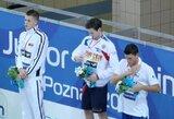 D.Rapšiui ir U.Mažutaitytei - Europos jaunimo plaukimo čempionato sidabras! (papildyta)
