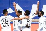 """PSG nugalėjęs """"Lille"""" klubas tapo vienvaldžiu """"Ligue 1"""" čempionato lyderiu"""