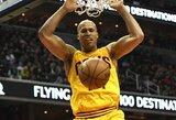 Atleistas R.Jeffersonas domina bent tris NBA klubus