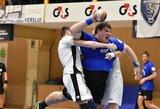 """Baltijos rankinio lygoje – saldi """"Dragūno"""" pergalė prieš Ukrainos klubą ir """"VHC Šviesos"""" dominavimas"""