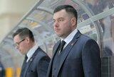 D.Kulevičius pasigenda jaunių rinktinės metimų, H.Marcinkevičius norėtų didesnio komandinio darbo