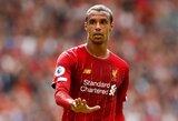 "Oficialu: J.Matipas ilgam įsipareigojo ""Liverpool"""