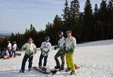 Pasaulio jaunimo snieglenčių čempionate pirmą kartą dalyvavo net keturi lietuviai