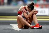 """Pasaulio lengvosios atletikos čempionato dalyviai įsiutę: """"Šis čempionatas – katastrofa"""""""