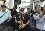 D.Maradona atvyko į Meksiką, kur imsis trenerio darbo