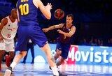 K.Pangosas – tarp dešimt geriausių Eurolygos krepšininkų