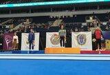 R.Tvorogalas žibėjo bandomosiose Europos žaidynių sportinės gimnastikos varžybose Baltarusijoje