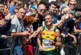 R.Kančys – tarp 24 geriausių pasaulio maratonininkų, I.Brasevičius užėmė 51-ą vietą