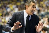 S.Scariolo: ispanai neturėjo ir neturės geresnės galimybės tapti pasaulio čempionais