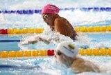 J.Jefimova atsisakė startuoti pasaulio čempionate