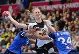 Danijoje prasidėjo pasaulio moterų rankinio čempionatas
