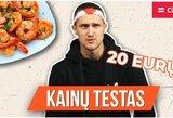 Naujoje LKL TV rubrikoje – produktų kainos stebino Ž.Skučą
