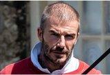 D.Beckhamo komanda pagerino MLS antirekordą