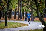 Senvagės bėgimo tradicija pirmą kartą pratęsta virtualiai