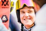 Kalnų slidinėjimo varžybose Šveicarijoje – A.Drukarovo bronza